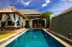 Dreamland Villas and Spa Jimbaran Denpasar