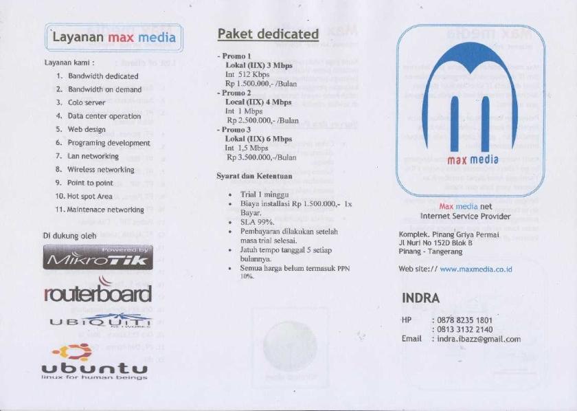 Maxmedia Tangerang